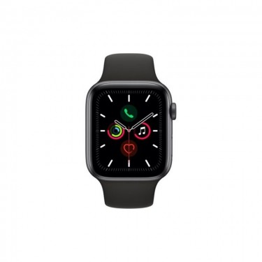 Apple Watch Series 5 40mm, MWV82WBA, Sport Band, space grey