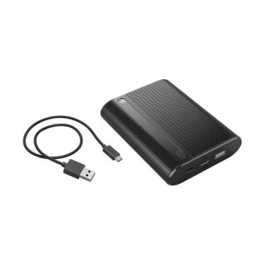 Baterie externa Hama Fast x10 microUSB-Type-C 10400 mAh, black