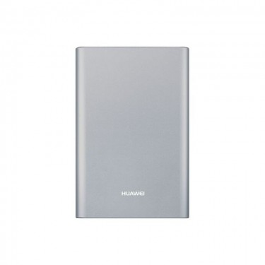 Baterie externa Huawei AP007 13000 mAh, dual USB 2A, silver