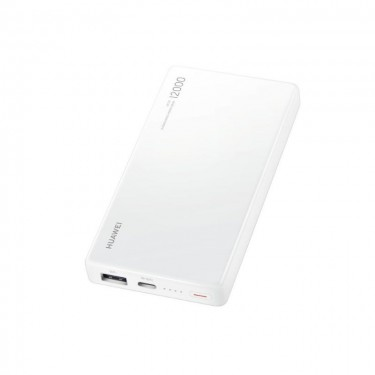 Baterie externa Huawei SuperCharge 12000 mAh 40W, white