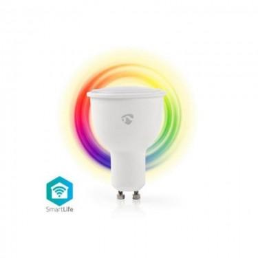 Bec WiFi Smart Nedis LED Bulb  Full Colour and Warm White  GU10
