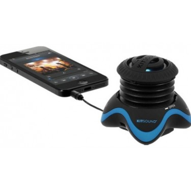 Boxa portabila KitSound Invader Bluetooth