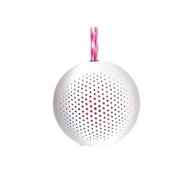 Boxa Bluetooth Boompods Rokpod ROKWHT, white