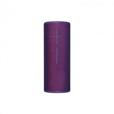 Boxa portabila Bluetooth Logitech Ultimate Ears Boom 3, ultraviolet purple