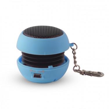 Boxa portabila Bluetooth Setty Pocket, blue