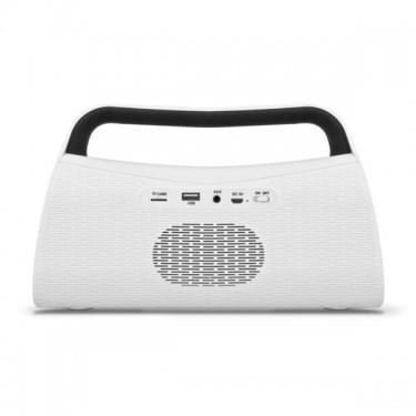 Boxa portabila Forever BS-610 Grey cu Bluetooth si radio FM