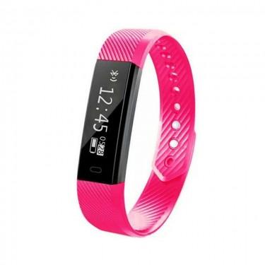 Bratara fitness MaxCom FitGo FW10 ACTIVE, pink