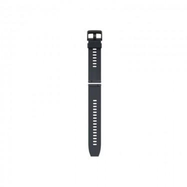 Bratara silicon pt Huawei Watch GT, graphite black
