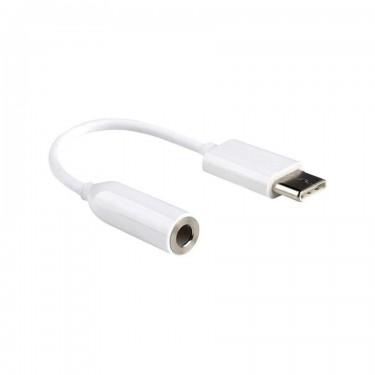 Cablu adaptor Huawei 20 cm USB Type C to Jack 3.5 mm
