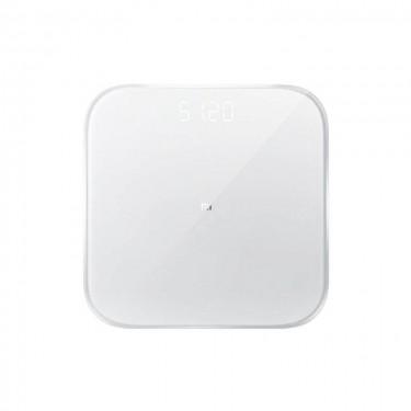 Cantar smart Xiaomi MI Smart Scale 2, Bluetooth, LED, white