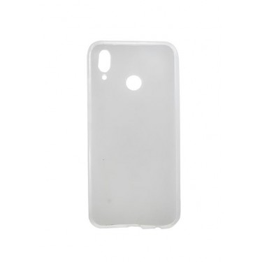 Capac protector Atlas invisible silicon transparent pt Huawei P20 Lite