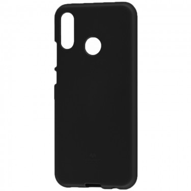 Capac protector Goosperry silicon jelly black pt Huawei P20 Lite