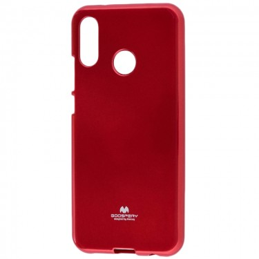 Capac protector Goosperry silicon jelly red pt Huawei P20 Lite