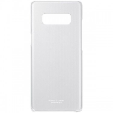 Husa protectie spate Samsung clear cover transparent pt Galaxy Note 8