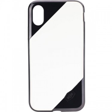 Husa protectie spate X-Doria revel lux black pt iPhone X