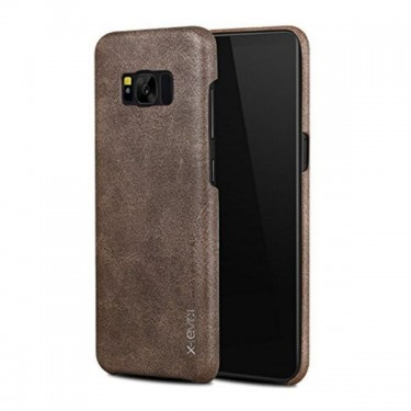 Capac protector X-Level vintage brown pt Samsung Galaxy S8