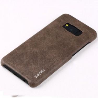 Capac protector X-Level vintage brown pt Samsung Galaxy S8+