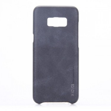 Capac protector X-Level metallic black pt Samsung Galaxy S8