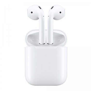 Casti Bluetooth Apple Airpods stereo, White
