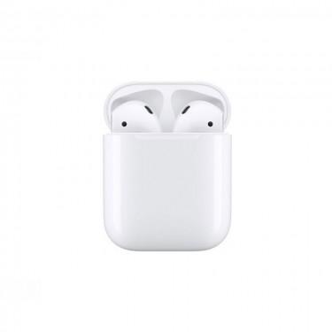 Casti Apple AirPods 2 True Wireless MRXJ2ZMA cu incarcare wireless
