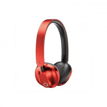 Casti Bluetooth Baseus Encok D01 NGD01-09, red