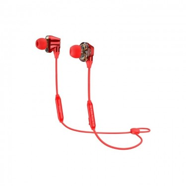 Casti Bluetooth Baseus Encok S10 NGS10-09, red
