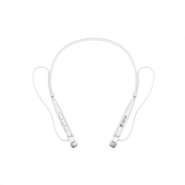 Casti Bluetooth Devia Shuck Sport DVSSCBTWH, white