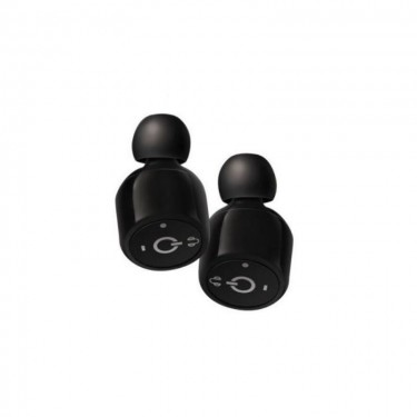 Casti Bluetooth Forever True Wireless Earbuds TW100, black