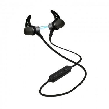 Casti Bluetooth SBS TEEARSETBT500K stereo, black