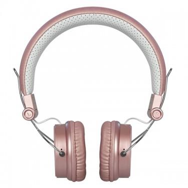 Casti bluetooth SBS stereo pink