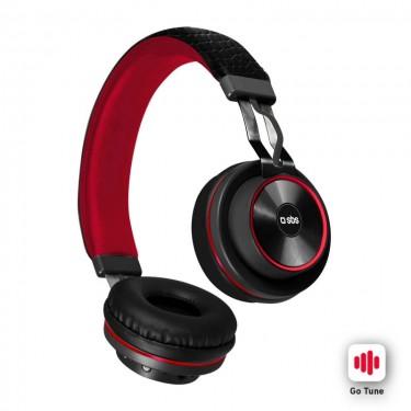 Casti Bluetooth SBS TTHEADPHONEDJUP stereo, black