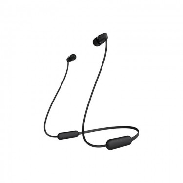 Casti Bluetooth SONY WIC200, black