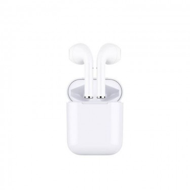 Casti Bluetooth Wiwu Twin Airbuds, white