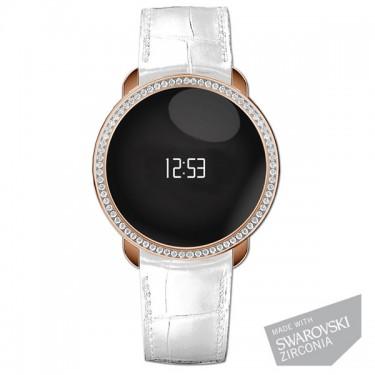 Ceas Bluetooth MyKronoz ZeCircle Swarovski smartwatch