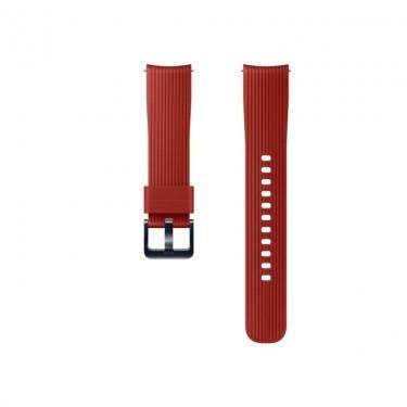 Curea silicon Samsung ET-YSU81MREGWW pt Galaxy Watch 42 mm, red