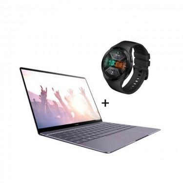 Pachet Huawei MateBook 13 + Huawei Watch GT 2e Hector-B19S