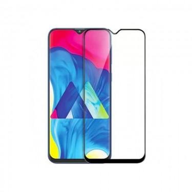 Folie protectie ecran OkMore Tempered Glass Full Size Full Glue black pt Samsung Galaxy A30/A50