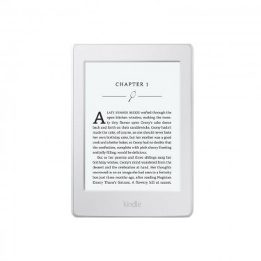 eBook Reader Kindle Paperwhite, 6 inchi, Wi-Fi, Touch Screen, white