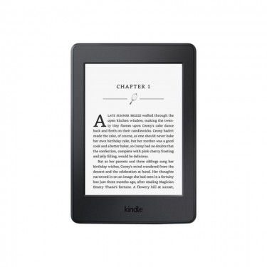 eBook Reader Kindle Paperwhite, 6, WiFi, Touch Screen, black