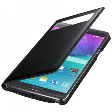 Husa Samsung S-View Wallet EF-EN910 pt N910 Galaxy Note 4
