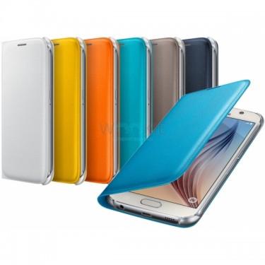 Husa Samsung Flip Wallet EF-WG920 pt Galaxy S6