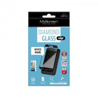 Folie protectie ecran MyScreen black pt Samsung Galaxy A9 (2018)