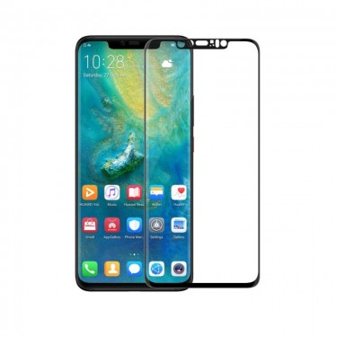 Folie protectie ecran Nillkin tempered glass 3D CP+ MAX black pt Huawei Mate 20 Pro