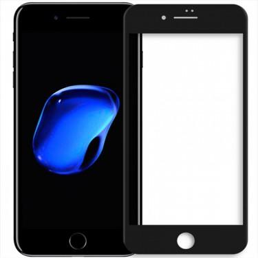 Folie sticla Nillkin tempered glass black 3d pt iPhone7 plus