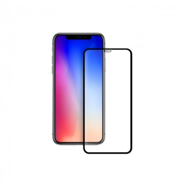 Folie sticla Eiger 3D Fullscreen pt Apple Iphone XS Max