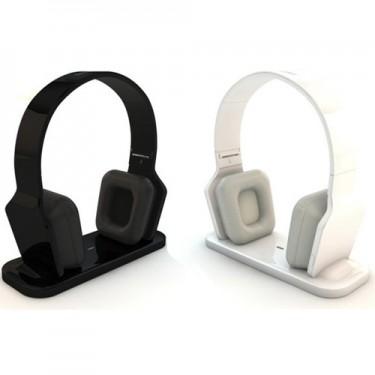 Casti Bluetooth Beewi BBH300 cu Hi-Fi Docking Station