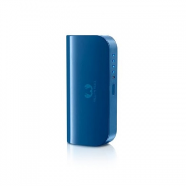 Baterie externa Fresh inchn Rebel Blue 5200 mAh