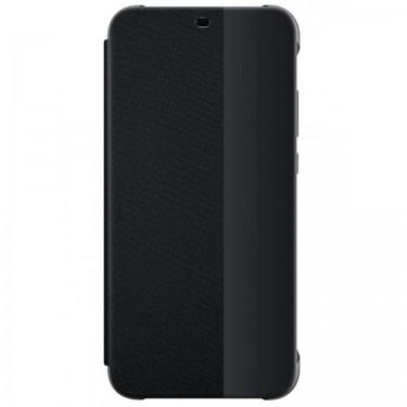 Husa Huawei Book Cover black pt Huawei Mate 20 Lite
