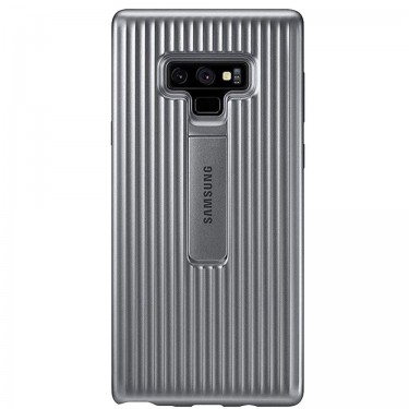 Husa de protectie Samsung Protective Standing cover grey pt Samsung Galaxy Note 9