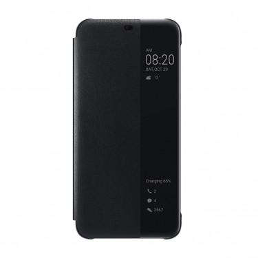 Husa Huawei Smart View Book Cover black pt Huawei Mate 20 Lite